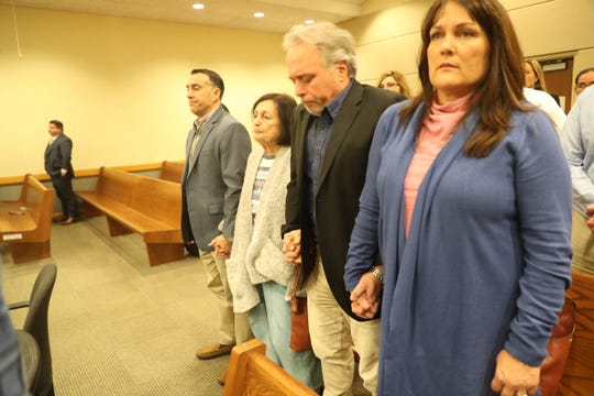 Mark Sievers was found guilty in the murder of his wife Dr. Teresa Sievers on Wednesday Dec, 4, 2019.