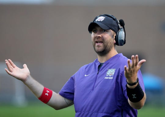 John Saharsky has stepped down at Green Bay West after two seasons.
