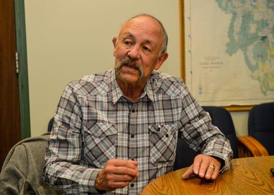 Michael DesRosier, Glacier County Commissioner