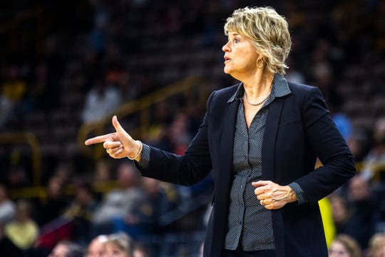 In her 20th season at Iowa, Lisa Bluder is up to 408 wins. It seems like she's getting better and better with time.