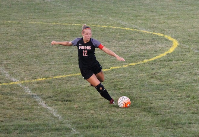 Fairfield Union senior Reagan Conrad is the 2019 Eagle-gazette Girls Soccer Player of the Year.