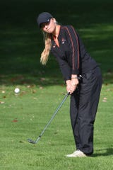 Brighton's Maggie Pietila averaged 80.3 for 18 holes and 40.0 for nine.