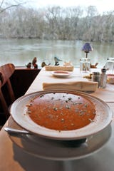 The Edgewater Supper Club in Jefferson suggested this Hungarian Mushroom Soup.