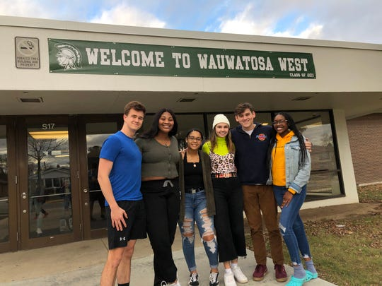 A group of students from Wauwatosa West High School are organizing a walkout on Dec. 13 to protest gun violence in schools in the wake of multiple incidents in Wisconsin schools during the week of Dec. 2.