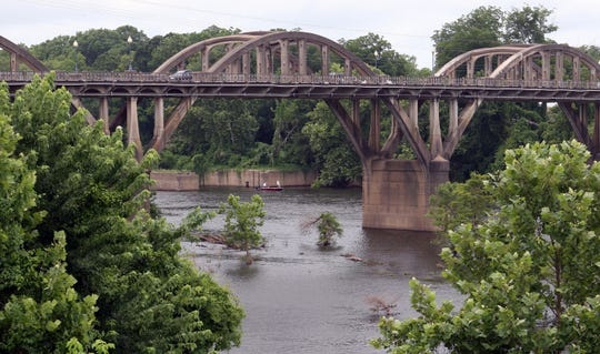 At one time, the River Region city of Wetumpka was a popular choice to become the state's capital.