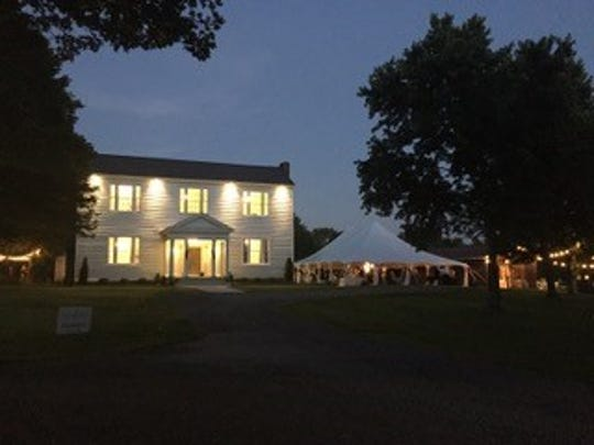 Briar Rose Hill, a family-run event business, is now booking weddings into 2020 at its new Bethpage location, a historic 1850s home.