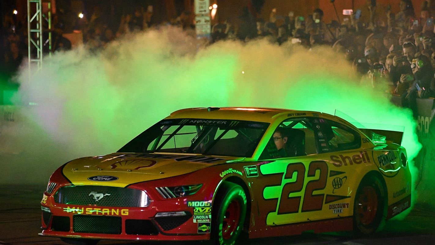 Has NASCAR progressed enough to still be a good fit for Nashville?