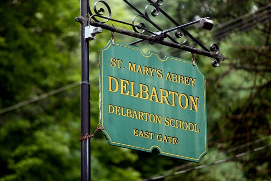 Campus of Delbarton High School in Morristown where according to a letter to alumni and other members of the school community, thirteen monks from St. Mary's Abbey, which runs the Delbarton School in Morris Township, have been accused of sexually abusing 30 people over the past three decades. July 26, 2018. Morristown, NJ