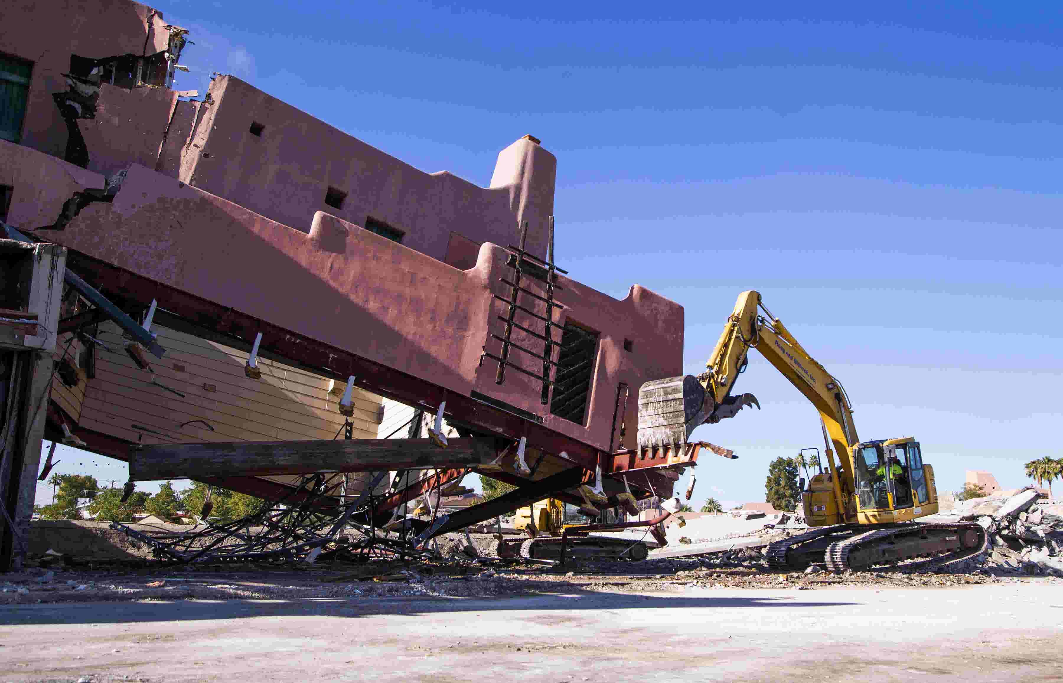 Iconic Scottsdale shopping center Papago Plaza demolished