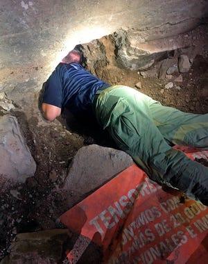 En mayo pasado, ya se había descubierto en Nogales un 'narco túnel' inconcluso.