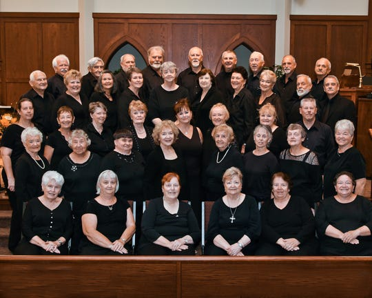 New Song Community Choir will perform its Christmas cantata three times this season.