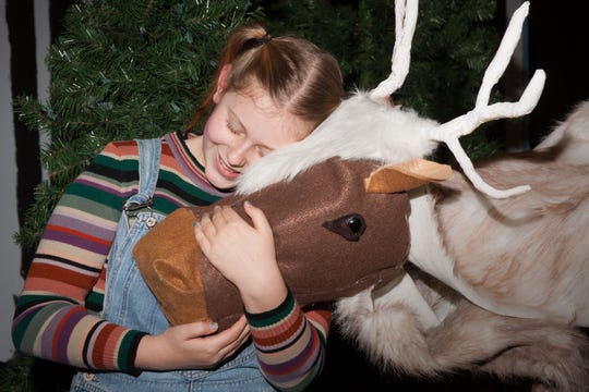 "Sara Youcheff stars in ""Prancer"" at DreamWrights Center for Community Arts."