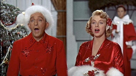 """""""White Christmas"""" is playing Dec. 14 at the Capitol Theatre."""
