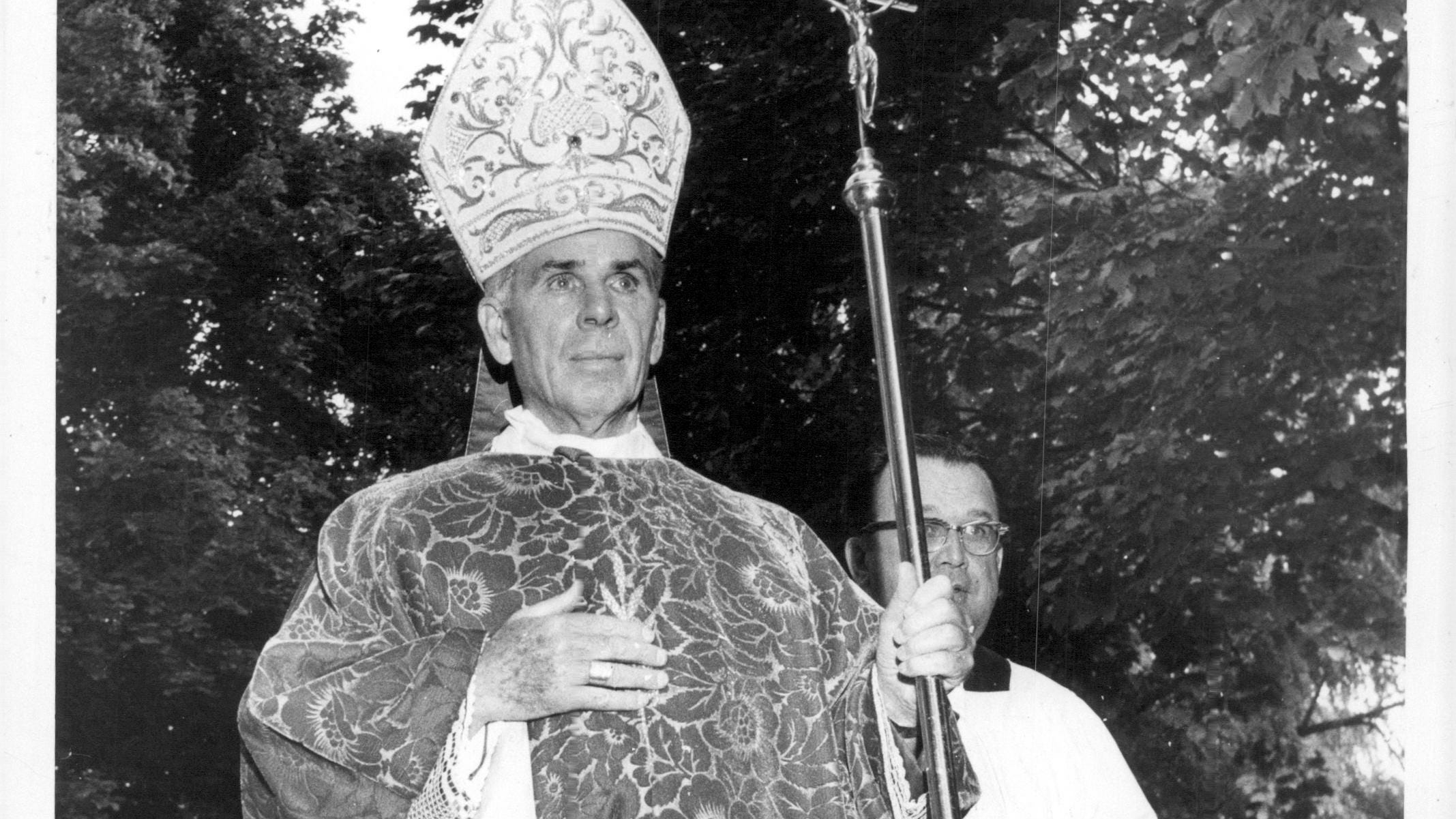 Why Rochester's Matano intervened in Bishop Sheen's path to sainthood