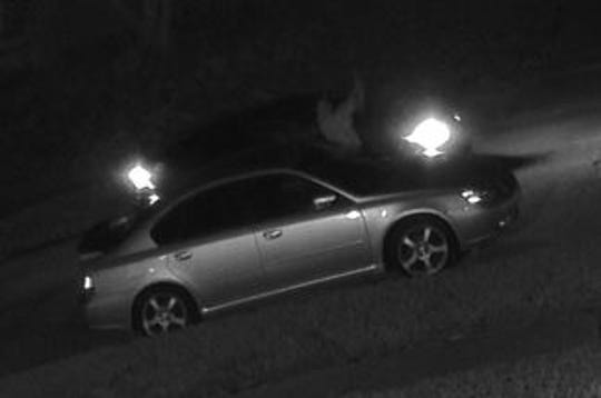 Shreveport police are investigatin a vadalism incident that occurred on Dec. 1, 2019. A suspect used a large piece of cement to cause damage to the victim's car.