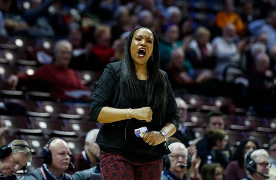 The Missouri State Lady Bears took on the Wichita State Shockers at JQH Arena on Wednesday, Dec. 4, 2019.