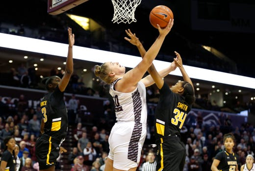 The MSU Lady Bears' revenge tour has them ranked 18th, but they're not satisfied