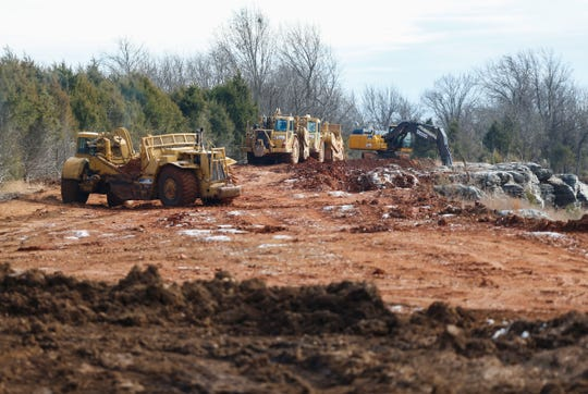 The Missouri Department of Transportation is expanding U.S. 160 between Springfield and Willard to four lanes.