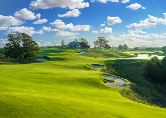 Golf Digest named the Ozarks National course at Big Cedar Lodge in Ridgedale, Mo. as its Best New Public Course in America in the magazine's annual ranking, published Dec. 3, 2019.
