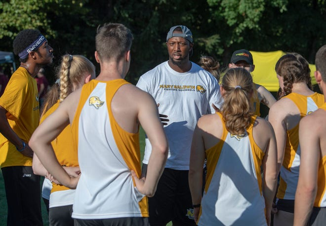 Wesley Arthur has been named the new cross country and track coach at Mary Baldwin University.