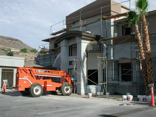 Mack & Sons made the move to St. George in 2001 and opened their location seen under construction here in 2006.