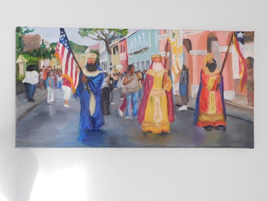 St Croix 3 Kings Parade