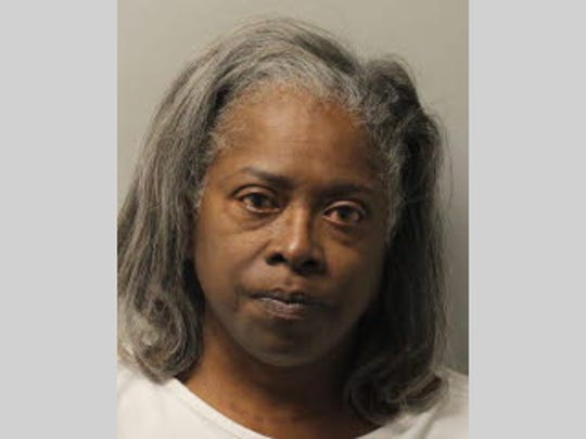 Gail T. Jones, 62, was arrested Wednesday on 77 counts of possession of an illegal gambling machine an maintaining a gambling house.
