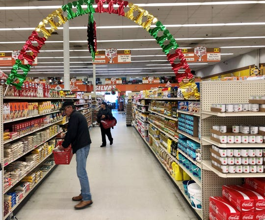 Silva's Super Market, located at 1000 S. Stanton St., in South El Paso, and on Downtown's edge, is closing Dec. 31.