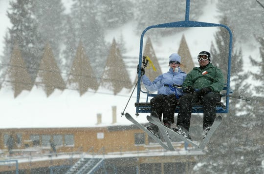 Skiing and snowboarding season opened last weekend at Ski Apache.