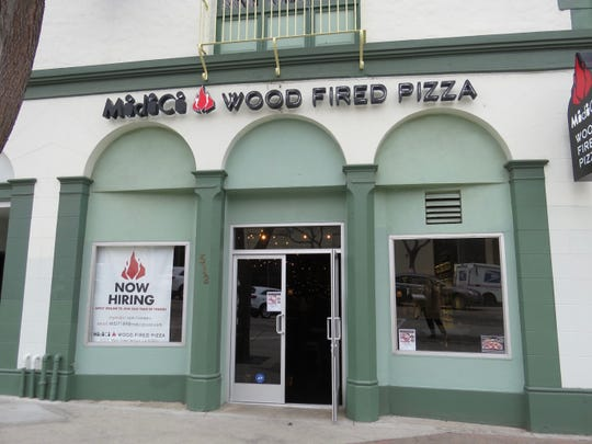MidiCi Wood Fired Pizza is at 512 E. Main St. in Ventura. The address was previously occupied by Tipps Thai Cuisine for more than 30 years.