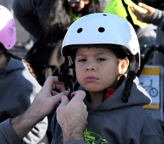 The Tulare County Fire and Sheriff's departments held their annual open house Thursday, Dec. 5.