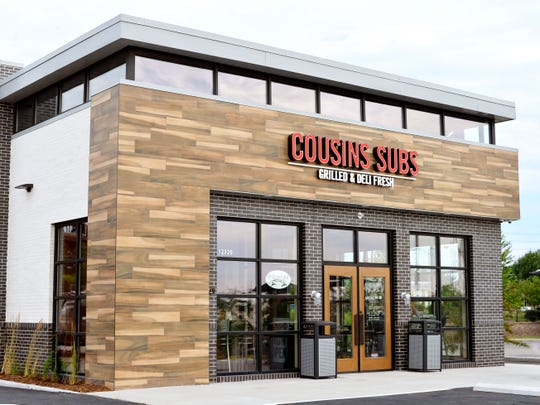 Cousins Subs wants to expand with new locations in Wausau and central Wisconsin. They want your help as the company looks for someone to run a franchise. It could look like this Cousins Subs location, in Wauwatosa at 124th and Burleigh.