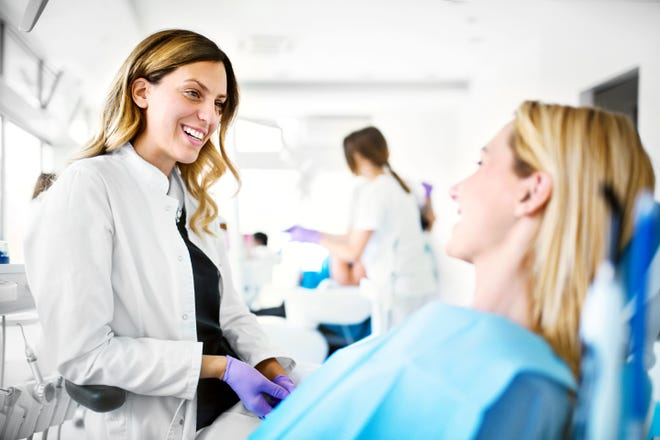 Schedule your dentist appointment before the end of the year.