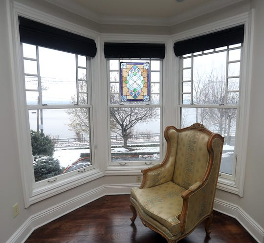 Rockland's smallest village has new home for the town hall in a Victorian-Colonial hybrid house that sits on a hill with a view of the Hudson River in Grand View-on-Hudson Dec. 4, 2019.
