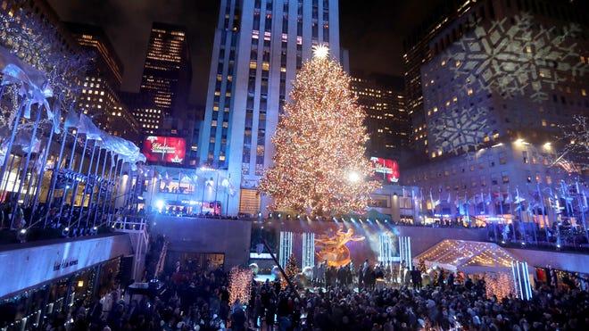 Christmas Tree Rockefeller 2020 Rerun Rockefeller Center Christmas Tree lighting ceremony 2019 details