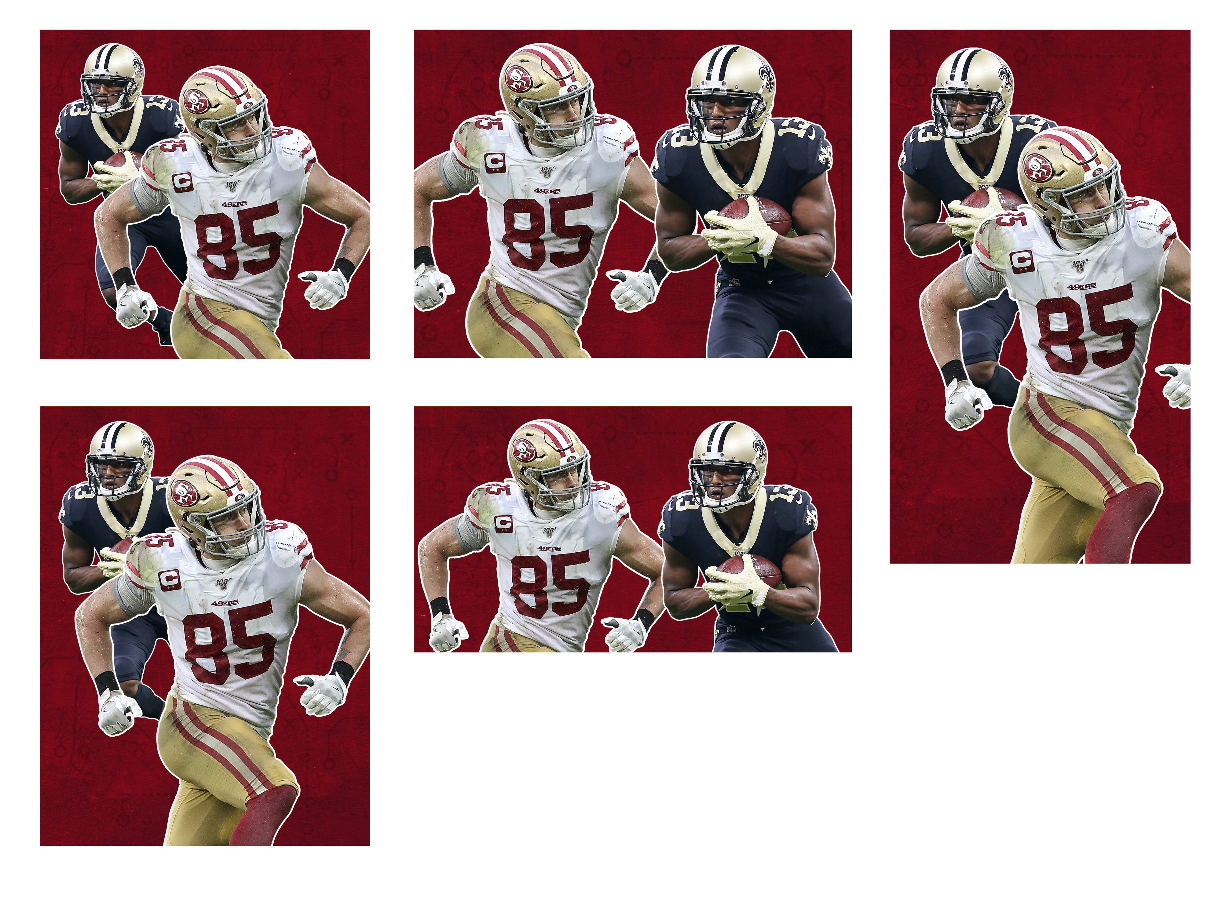 USA TODAY Sports' Week 14 NFL picks: Will 49ers knock Saints from No. 1 seed in NFC?