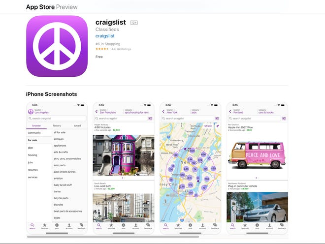 Craigslist, the online classified website founded in 1995, has finally gotten mobile apps for Android and iOS devices.