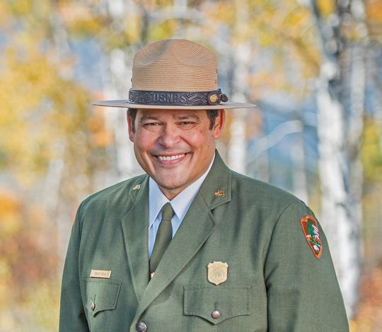 National Park Service deputy director David Vela has been exercising the authority of Director for the National Park Service since Oct. 1.
