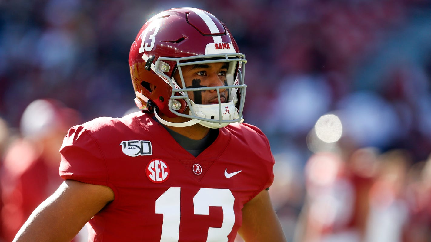 Could Detroit Lions take Alabama QB Tua Tagovailoa? DraftWatch 2020 assesses the chances