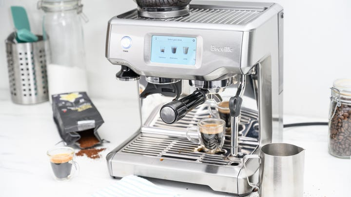 Make sweet shots of espresso right at your 真人百家家乐官网网站home.
