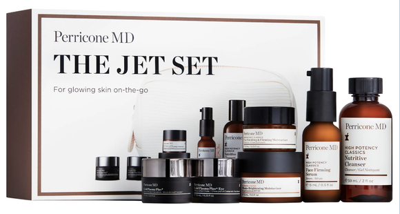 The Best Gifts for Travelers of 2019: Perricone MD Jet Set