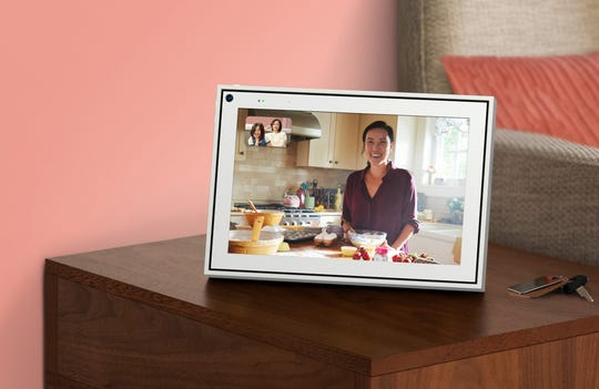 A great gift for Facebook users, Portal is a simple-to-use and high-quality 10-inch video calling device.