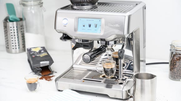You can finally save on a Breville espresso maker of your dreams.