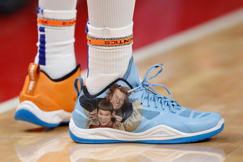 Sick kicks: Coolest shoes of the NBA season