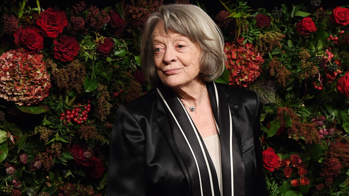 Maggie Smith says her 'Harry Potter' and 'Downton Abbey' roles weren't 'satisfying'