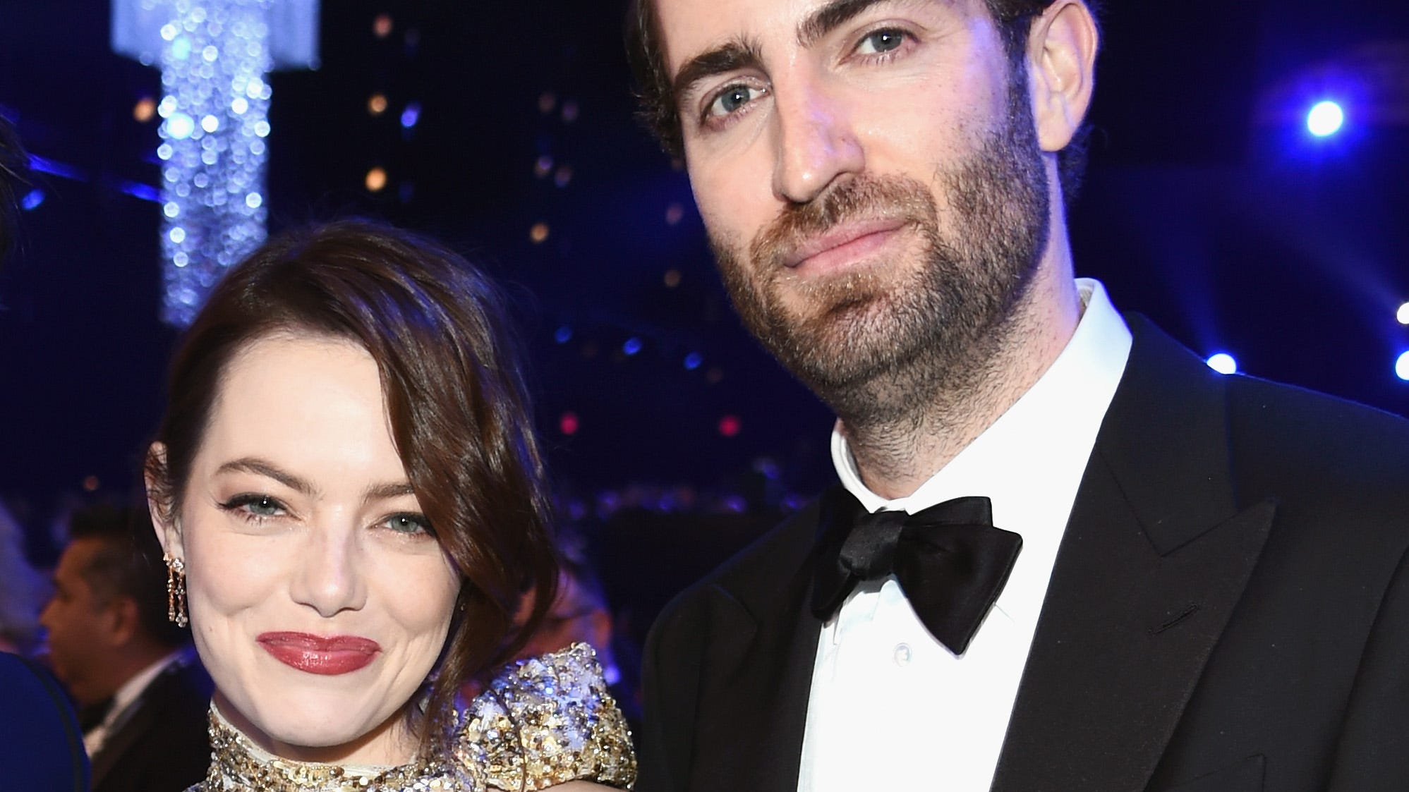 Emma Stone And Dave Mccary Are Engaged And You Need To See The Ring