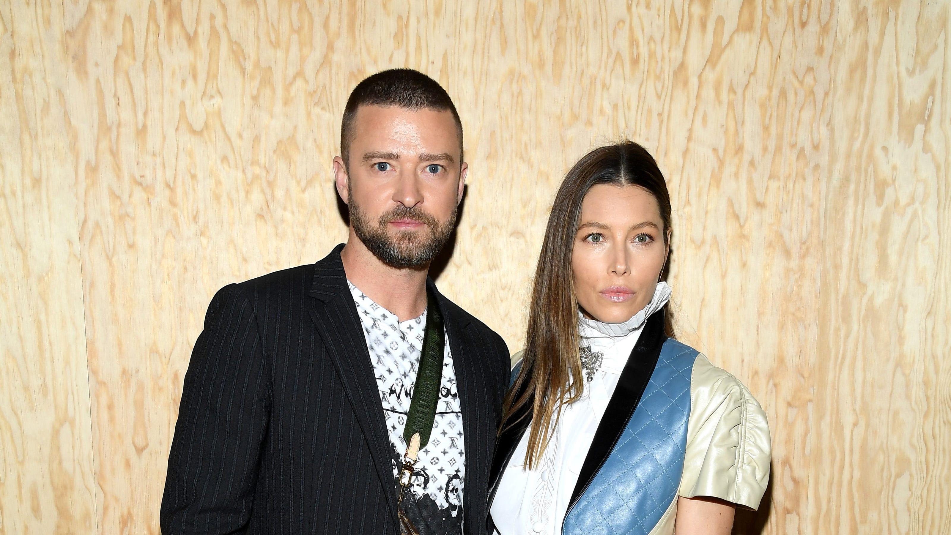 Justin Timberlake apologizes to Jessica Biel for 'behavior'; denies ...