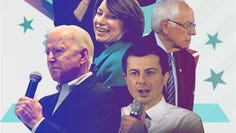 Candidates Warren, Klobuchar, Biden, Buttigieg and Sanders tell us their thoughts on immigration and voting rights