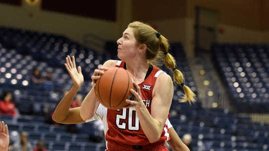 Texas Tech's Brittany Brewer, a Wylie grad, was selected in the WNBA Draft on Friday night.