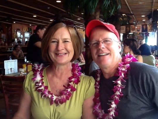 Barbara and Glenn Diebler